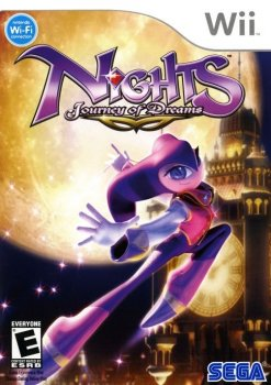 NiGHTS: Journey of Dreams [PAL][ENG]