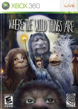 Where the Wild Things Are (Region Free/RUS)