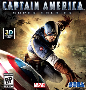 Captain America: Super Soldier (2011/Xbox360/Eng)