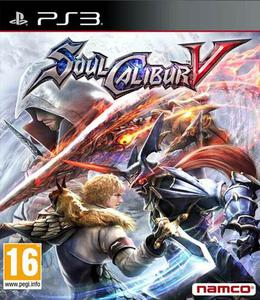 Soul Calibur V (2012) [RUS] PS3