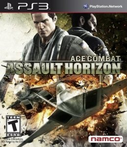 Ace Combat Assault Horizon: Limited Edition (2011) PS3 (РУС)