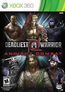 Deadliest Warrior: Ancient Combat (2012) [ENG/FULL/Region Free](LT 1.9) XBOX360
