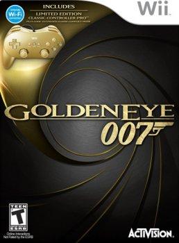 [Wii]James Bond: GoldenEye 007[PAL][ENG]