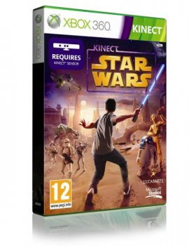 [XBOX360] Kinect Star Wars (2012) [PAL][ENG][Kinect] (XGD3) (LT+3.0)