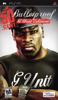 50 Cent Bulletproof G Unit Edition (2006/PSP/Eng)
