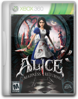 Alice: Madness Returns (2011/XBox360/Rus)
