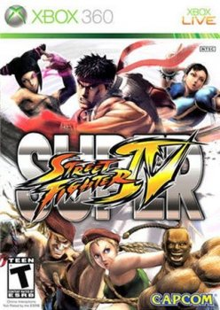 Super Street Fighter IV (2010/Xbox360/Rus)