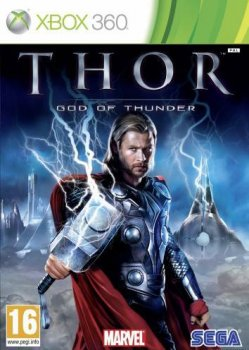 Thor: God Of Thunder (2011/Xbox360/RUS)