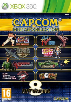 Capcom Digital Collection (2012) [Region Free][ENG][L] (XGD2)