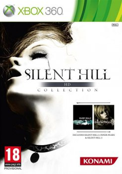 Silent Hill HD Collection (2012) [Region Free][ENG][L] (LT+ 3.0) (XGD3)