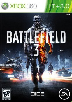 Battlefield 3 (2011) [PAL][NTSC-U][RUSSOUND][L] (LT+ 3.0)