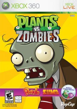 Plants VS. Zombies, Peggle, Zuma (2010) [NTSC-U][PAL][ENG][L]