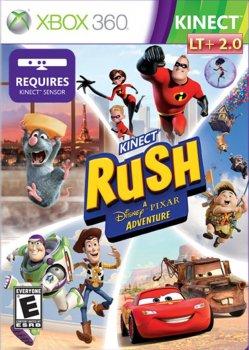 Kinect Rush: A DisneyPixar Adventure [Region Free / RUS] (LT+2.0)