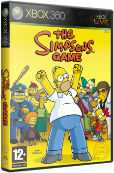 The Simpsons Game (2007) [PAL] [ENG] [L]