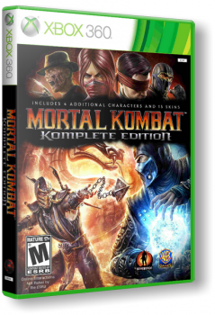 Mortal Kombat - Komplete Edition (2012) [Region Free][RUS][P] (LT+ 1.9-3.0)