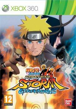 Naruto Shippuden: Ultimate Ninja Storm Generations (2012) [PAL][ENG][L] (LT+ v2.0)