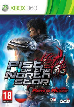 Fist Of The North Star: Ken's Rage (2010) [PAL][NTSC-U][RUS][P]