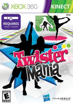 Twister Mania (2012) [Kinect] [PAL][ENG][L]