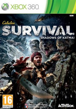 Cabela's Survival: Shadows of Katmai (2011) [PAL][NTSC-U][RUS][P]