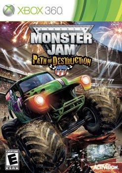 Monster Jam: Path of Destruction (2010) [PAL][NTSC-U][ENG][L]