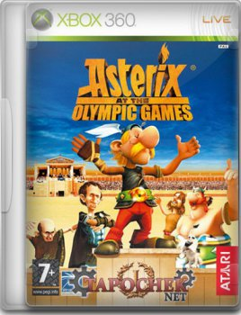 Asterix at the Olympic Games (2008) [PF] [P] [iXtreme Compatible] [RUS] [ENG]