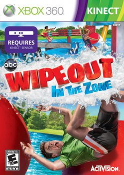 Wipeout in the Zone (2011) [Kinect] [NTSC][ENG][L]