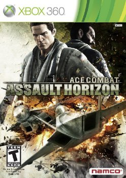Ace Combat: Assault Horizon (2011) [PAL][RUS] (XGD3) (LT+3.0)