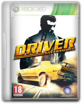 Driver: San Francisco (2011) [PAL][RUSSOUND][L] [XGD3][LT+ 3.0]