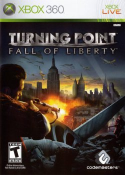 Turning Point: Fall of Liberty (2008) [RegionFree][ENG][L]