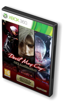 Devil May Cry HD Collection (2012) [NTSC-J][ENG][L] (XGD3)