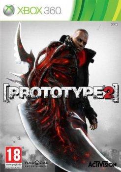 Prototype 2 (2012) (RUS) | XBOX360
