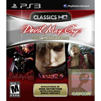 Devil May Cry HD Collection [EUR/ENG] (TB)
