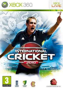 International Cricket 2010 (2010) [ENG] XBOX360