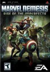 Marvel Nemesis: Rise of the Imperfects (PSP/2006/ENG)