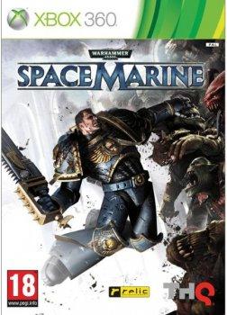 Warhammer 40.000: Space Marine (2011) [Region Free][RUS][RUSSOUND](XGD3) (LT+ 2.0)[L]