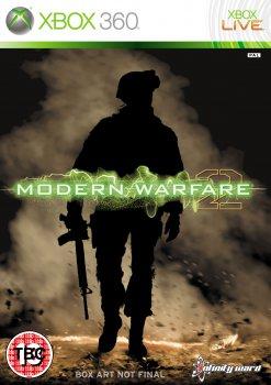 Call of Duty: Modern Warfare 2 (2009) [RegionFree] [RUS] [L]