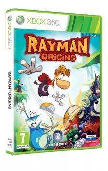 Rayman Origins (2011) [PAL][RUS][L] (XGD3) (LT+3.0)