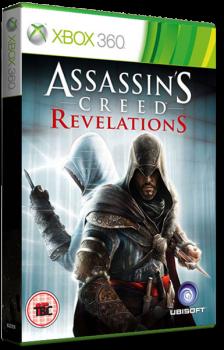 Assassin's Creed: Revelations (2011) [PAL][RUS][RUSSOUND][L]