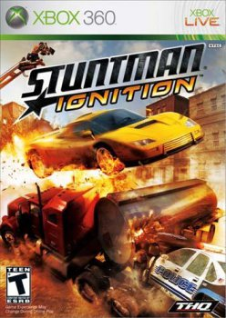 Stuntman Ignition (2007) [Region Free] [RUS] [P]