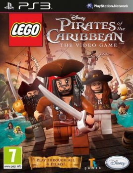 LEGO Pirates of the Caribbean: The Video Game (2011) [FULL][ENG][L] [3.41/3.55]