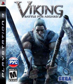 Viking: Battle For Asgard (2008) [FULL][EUR][RUS][P]