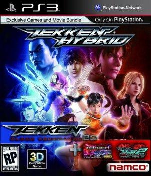 Tekken Hybrid (2011) [ENG][L] [TB]