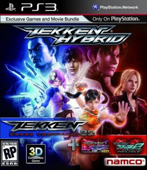 Tekken Hybrid (2011) [FULLRip][ENG][P] (True Blue)