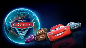 Cars 2 (2011) [FullRIP][ISO][Multi4][RUS][L]