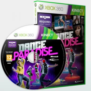 [Kinect] Dance Paradise [PAL][ENG]
