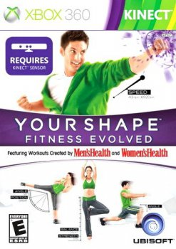 [Kinect] Your Shape: Fitness Evolved [Region Free][Eng]