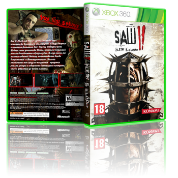 [XBOX360] Saw II: Flesh & Blood [Region Free ,ENG]