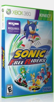 [Kinect] Sonic Free Riders [Region Free][ENG]