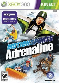 [Kinect] MotionSports Adrenaline [Region Free][ENG]