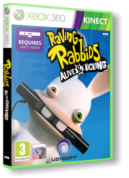 [Kinect] Rabbids Alive and Kicking [Region Free] [ENG]